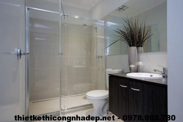 Phòng tắm biệt thự đẹp NDBT1T10