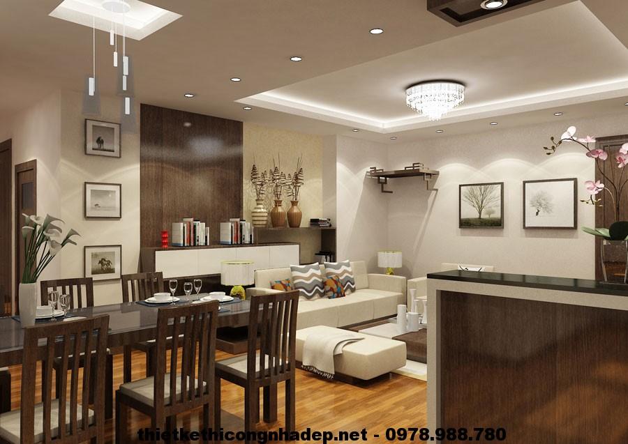 Sofa chung cư CT2