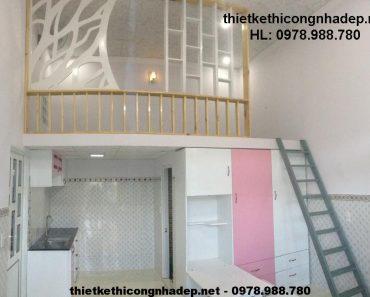 Nhà cấp 4 20m2 NDNC420