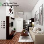 Thiết kế chung cư mini, thiết kế nội thất chung cư mini đẹp NDNTCC1