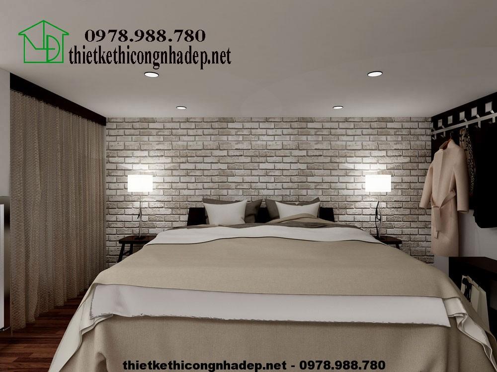 Thiết kế nội thất chung cư mini đẹp NDNTCC1