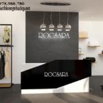 Thiết kế shop thời trang, shop quần áo nữ Hà Nội NDTKS5