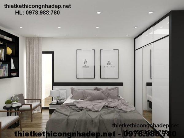 Phòng ngủ chung cư NDNTCC3