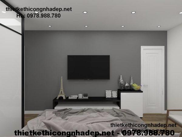 Thiết kế nội thất chung cư NDNTCC3