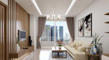 Mẫu thiết kế căn hộ 70m2, chung cư 70m2 đẹp NDNTCC4