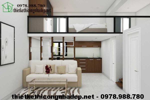 Cải tạo chung cư mini NDNTCC5