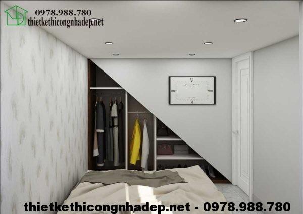 Phòng ngủ chung cư mini NDNTCC5