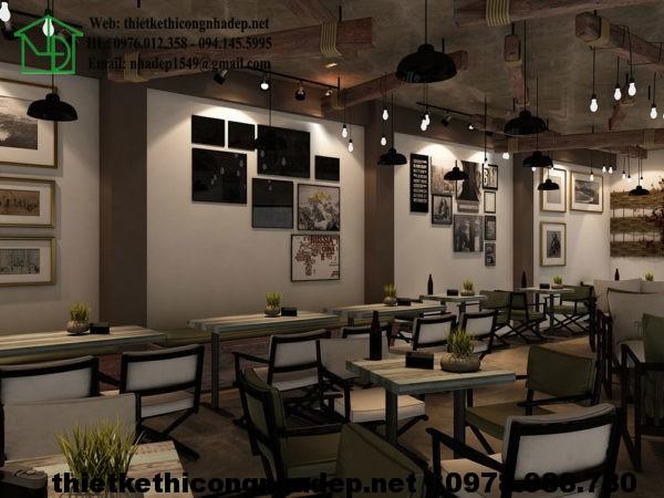 Mẫu quán cafe đẹp NDCF4