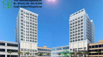 Thiết kế khách sạn đẹp, mẫu khách sạn đẹp NDTKKS2