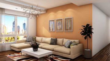 Thiết kế nội thất chung cư đẹp, chung cư hyundai Hà Đông NDNTCC7