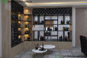 Thiết kế nội thất chung cư Nguyễn Trãi NDNTCC14