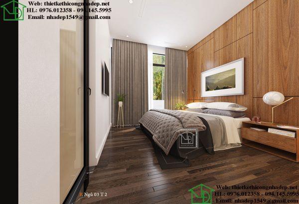 Nội thất phòng ngủ 3 tầng 2 NDNTPK7