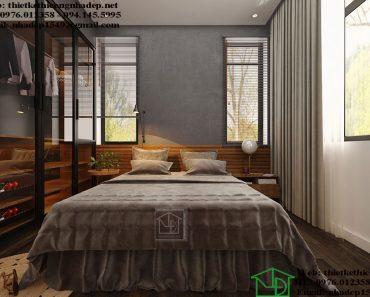 Phòng ngủ 2 vợ chồng NDNTPK7