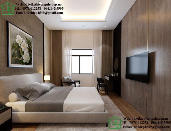 Phòng ngủ số 1 chung cư đẹp NDNTCC36