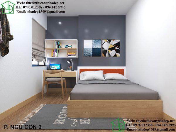 Nội thất phòng ngủ hiện đại NDNTCC37