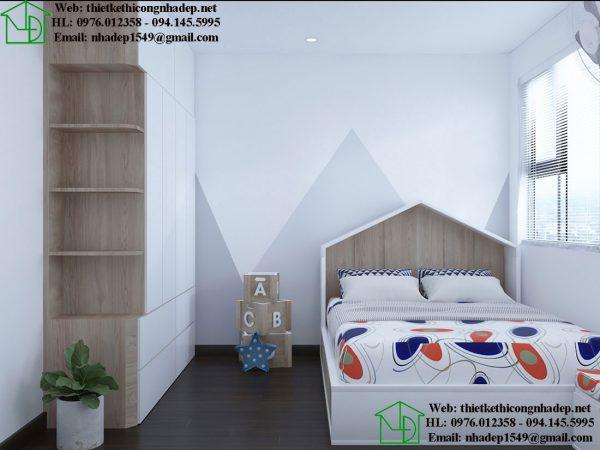 Phòng ngủ bé trai NDNTCC39
