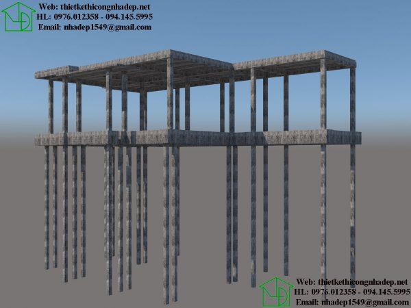 Cách tính m3 bê tông trong xây dựng