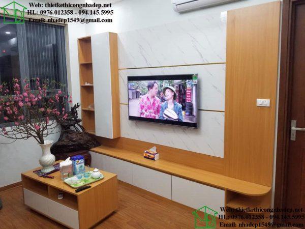 Kệ tivi nội thất chung cư