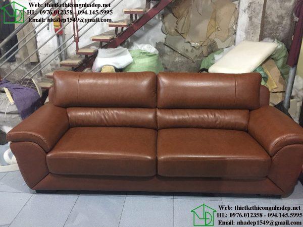 Các mẫu bàn ghế sofa phòng khách đẹp