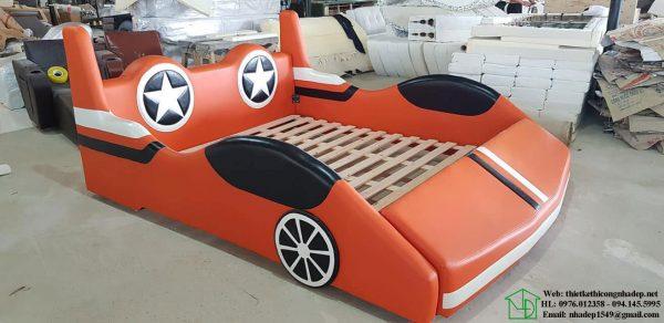 Giường ngủ hình ô tô